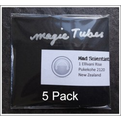 Magic Tubes - 5 Pack